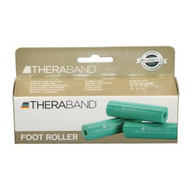 Foot roller Thera-Band color verde de 3,8 x 12,7 centímetros