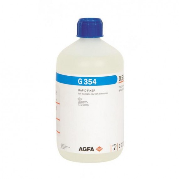 Fijador Agfa G-354 (botella para 2,5 litros)