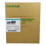 Película RX Fuji UM-MA de 24 x 30 centímetros (100 unidades)