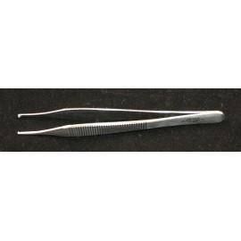 Pinza Adson Anidia con dientes de 12 centímetros