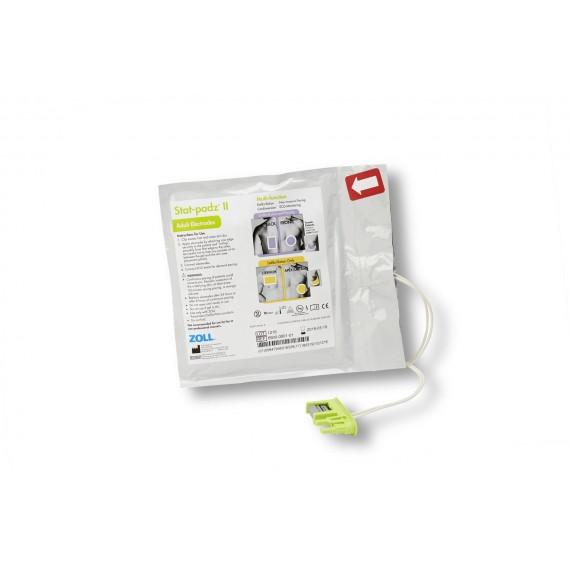 Electrodo adulto para desfibrilador Zoll AED Plus