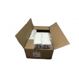 Compresas estériles Medicomp non-woven de 30 gr/m², de 7,5 x 7,5 centímetros en sobres de 5 unidades