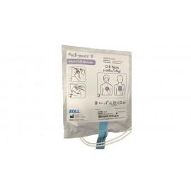 Electrodo pediátrico Pedi-padz II para desfibrilador Zoll AED Plus