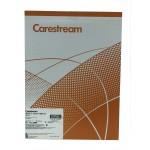 Película RX Carestream MXBE de 30 x 40 centímetros (100 unidades)