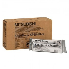 Papeles térmicos Mitsubishi K65HM brillo