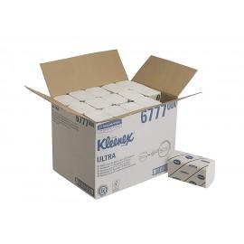 Kleenex Ultra toalla de 2 capas con 30 paquetes de 124 unidades