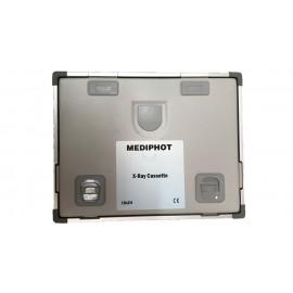 Chasis de aluminio Mediphot de 18 x 24 centímetros