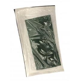 Tallas verdes de polipropileno absorbente de 15 g/m² y de 50 x 80 centímetros