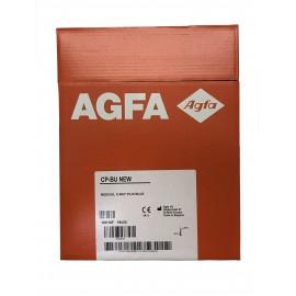 Película RX Agfa CP-BU New de 18 x 24 centímetros