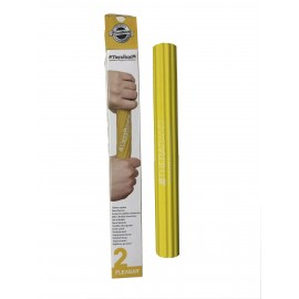 Flexbar Thera-Band color amarillo -extra suave 2,5 Kilogramos de 35 milímetros