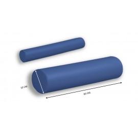 Rulo de masaje Habys de 10 x 60 centímetros y color azul
