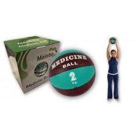 Balón medicinal de 2 kilogramos