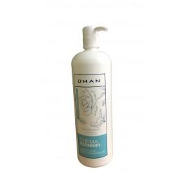 Crema reafirmante para radiogfrecuencia Üman de 1 litro