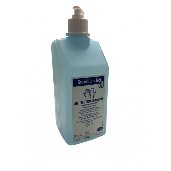 Sterillium gel de 975 milímetros con dosificador
