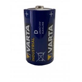 Pila alcalina Varta Industrial D - LR20