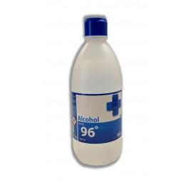 Alcohol de 96º antiséptico Kelsia de 500 mililitros