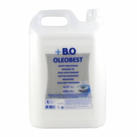 Crema neutra oleosa para masaje OXD de 500 mililitros