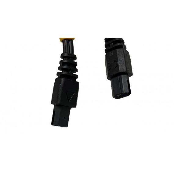 Detalle del cable conexión electrodos para Tensmed P82 & S82
