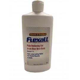 Gel analgésico con Aloe Vera Flexall 454 de 480 gramos