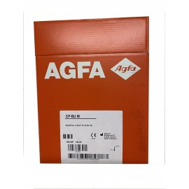 Película RX Agfa CP-BU M de 18 x 24 centímetros