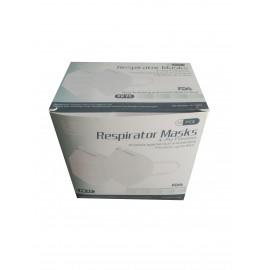 Mascarillas KN95 sin filtro VG WCL-0075