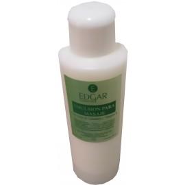 Emulsión para masaje Edgar, con aceite de caléndula y vitamina E de 1000 mililitros
