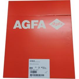 Película RX Agfa CP-BU M de 35 x 43 centímetros