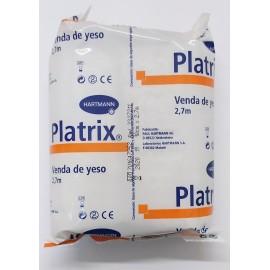 Vendas de yeso Platrix de 10 centímetros x 2,7 metros
