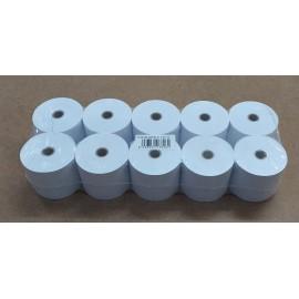 Rollos de papel Electra para espirómetro de 57 x 65 x 12 milímetros