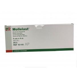 Vendas de fijación elástica Mollelast de 4 centímetros x 4 metros