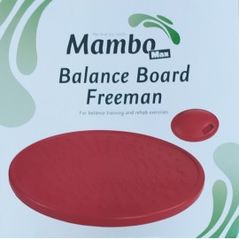 Balance board freeman Mambo Max rojo