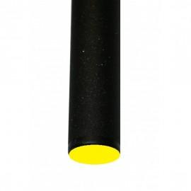 Pica de 5 Kg Sveltus color amarillo de 40 milímetros de diámetro