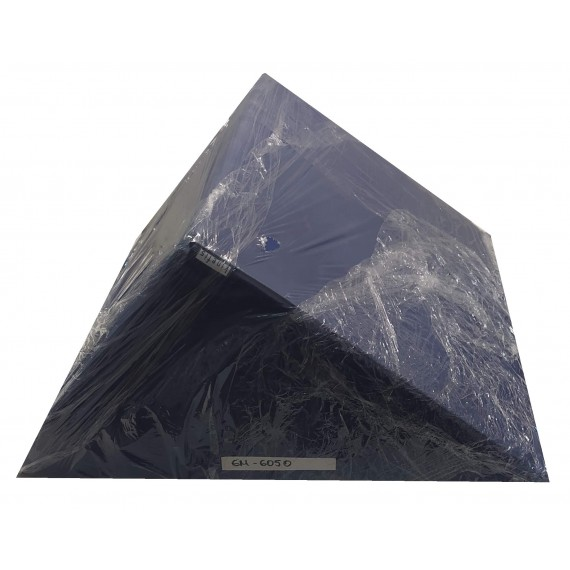 Cuña postural triangular Kinefis de 60 x 50 x 40 centímetros de color azul