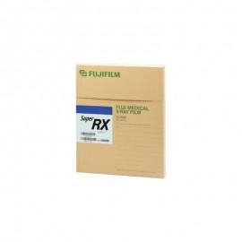 Película RX Fuji Super RX-N de 24 x 30 centímetros