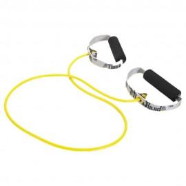 Tubing con asas Thera-Band amarillo (suave)