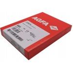 Película RX Agfa CP-BU M de 13 x 18 centímetros (100 unidades)