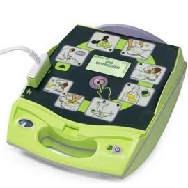 Desfibrilador Zoll AED Plus con cubierta gráfica 50Hz español
