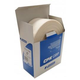 Venda tubular elástica permanente CPK GRIP de la talla D de 7,5 centímetros