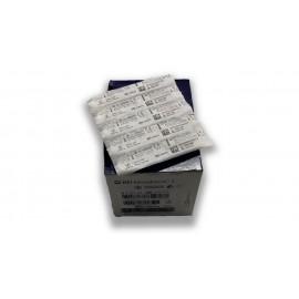 "Agujas hipodérmicas BD Microlance 3 Gris de 27G x ½"" de 0,4 x 40 milímetros"