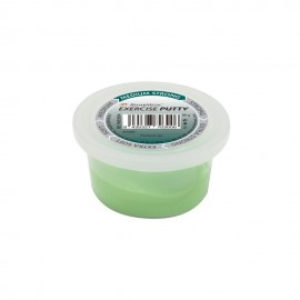 Masilla para rehabilitación de manos RehabMedic verde (media fuerte) de 85 gramos
