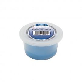 Masilla para rehabilitación de manos RehabMedic azul (fuerte) de 85 gramos