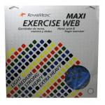 Ejercitador Web Maxi grande RehabMedic azul (duro)
