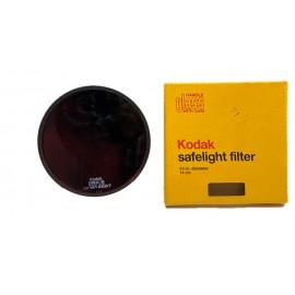 Filtro redondo Kodak GBX de 14 centímetros de diámetro