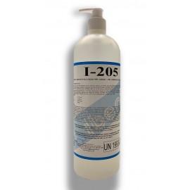 Gel hidroalcohólico antiséptico para piel sana de 1 litro con pulsador
