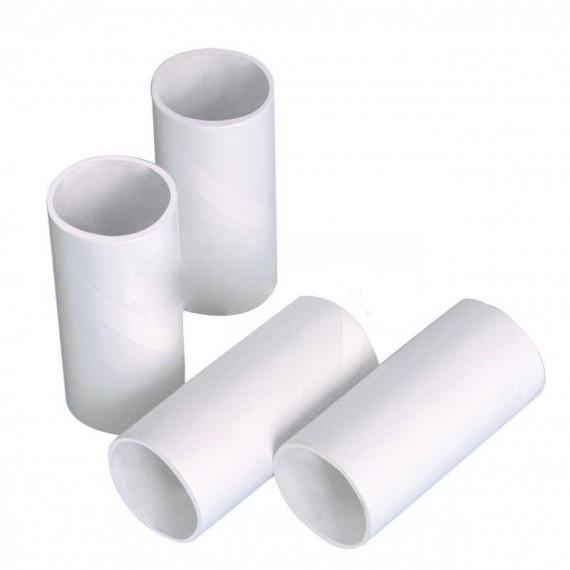 Boquillas de cartón para espirómetros Datospir de 28 x 60 milímetros