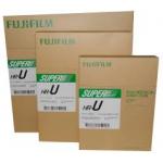 Película RX Fuji Super HR-U de 13 x 30 centímetros (100 unidades)