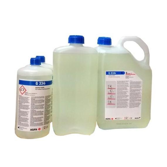 Fijador Agfa G-334i (botellas para 25 litros)