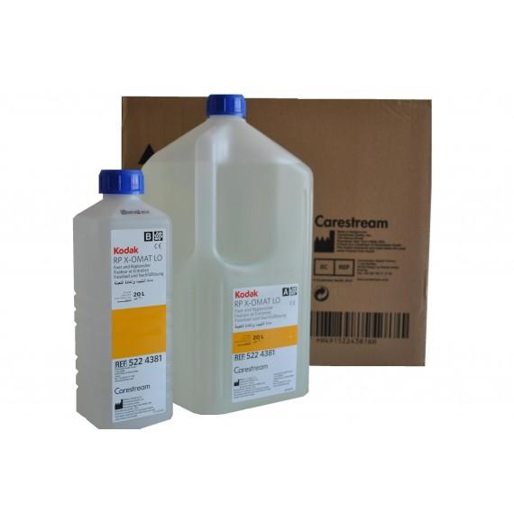 Fijador Carestream X-OMAT LO (2 usos x 20 litros)