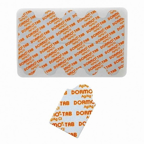 Electrodos diagnóstico Dormo-TAB T2226 22x26mm (5000 unidades)