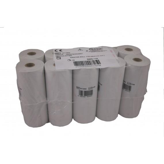 Rollos de papel espirómetro para Datospir 120C (10 unidades)